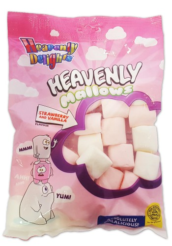Heavenly Mallows 140g Pakke