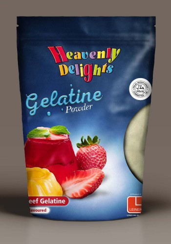 Heavenly Delights Gelatinpulver 100g Pakke